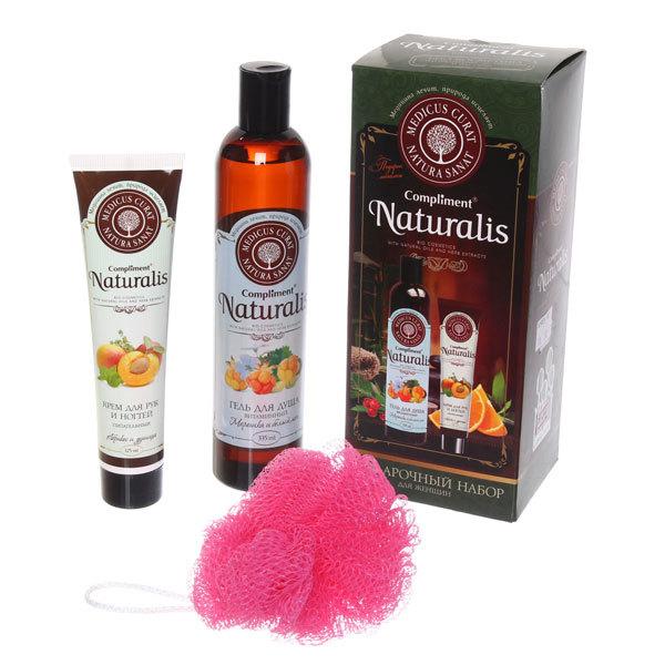 Compliment Naturalis П.Н. №704 Питание и Витамины (крем д.р.+гель д.д.) 5299 купить оптом и в розницу