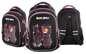 Рюкзак школьный Hatber ANGRY BIRDS, SOFT 40см купить оптом и в розницу