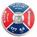 Пуля пневматическая Crosman Match, 4,5 мм, 0,51 гр (500 шт) купить оптом и в розницу