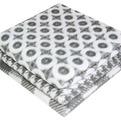 Одеяло байк серое 140х215 взр 5772В Ж Ермолино купить оптом и в розницу