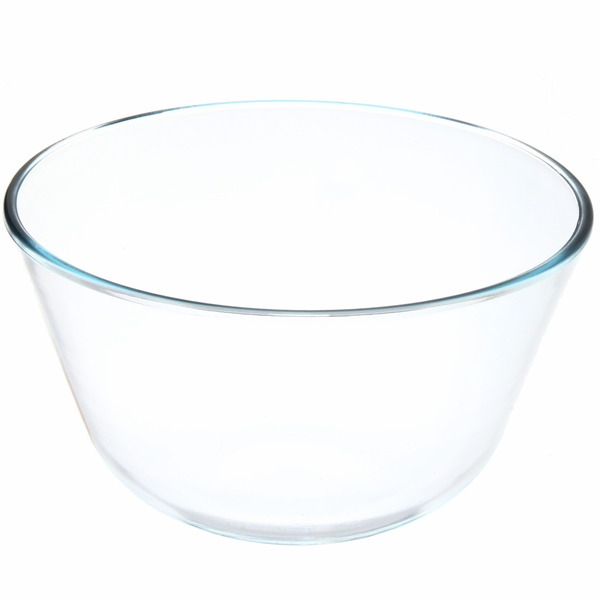 Миска из жаропрочного стекла ″HELPER″ 3л купить оптом и в розницу