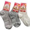 Носки женские теплые ВЛАДИМИР, аналог ручной вязки, цвет в ассортименте р. 25 купить оптом и в розницу