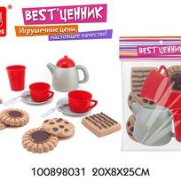 """Набор посуды 100898031 Чаепитие BEST""""ценник купить оптом и в розницу"""