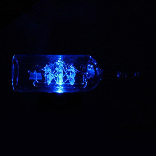 Корабль в бутылке 26 см KD-835 купить оптом и в розницу