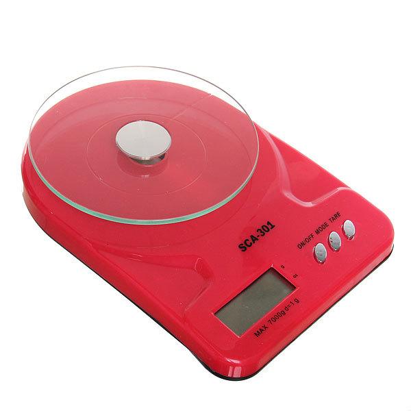 Весы кухонные электронные SCA301 7000гр*1гр купить оптом и в розницу