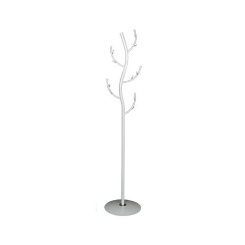Вешалка - стойка № 9 ″Дерево″ (Белое серебро) купить оптом и в розницу