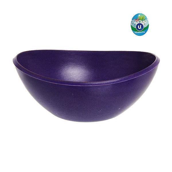 Горшок для цветов ЭКО Чаша″ 10,5*19см YBA02 фиолетовая купить оптом и в розницу