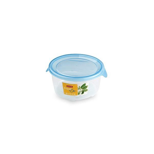 Набор контейнеров для СВЧ FRESH&GO Curver 3шт* 0,25л син./прозрачн. /*8 шт купить оптом и в розницу