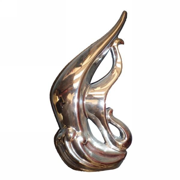 Статуэтка керамическая ″Волна ″, 29см купить оптом и в розницу