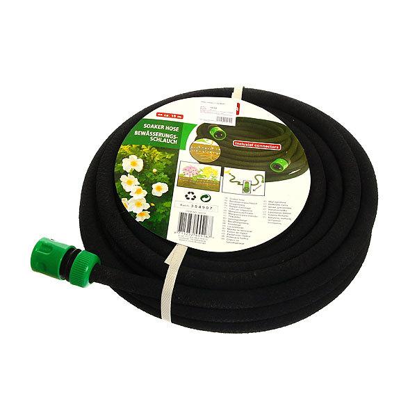 Шланг для полива d12 мм (1/2″) 15м ПВХ сочащий SM-504 купить оптом и в розницу