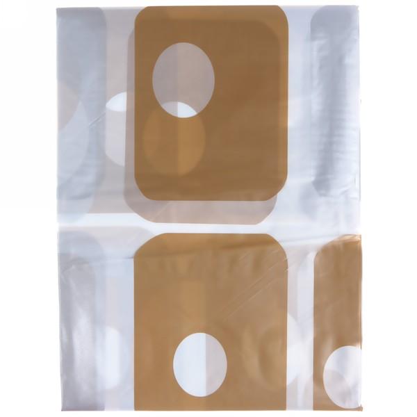 Штора для ванной 180х180 ″Селфи″ PVC 6021A-9 купить оптом и в розницу