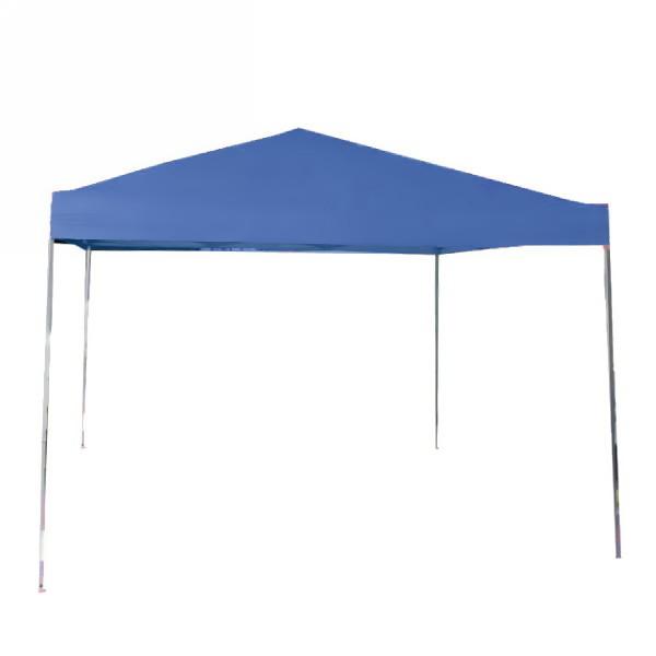 Тент раздвижной 3мх3мх2,6м синий без стенок купить оптом и в розницу