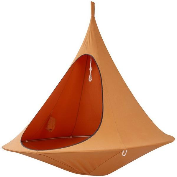 Гамак-кокон Jamber двухместный  оранжевый купить оптом и в розницу