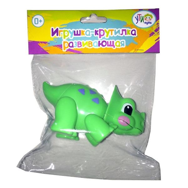 Игрушка разв. Динозавр крутилка 49716 Ути Пути купить оптом и в розницу