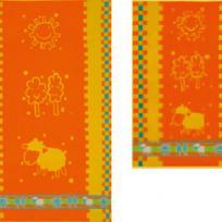 ПЦ-502-2145 полотенце 50x70 махр п/т AGNELLO цв.10000 купить оптом и в розницу