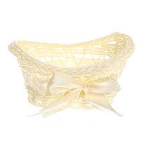 Корзина декоративная плетеная (1шт) 7*13*8см 180 - 1 купить оптом и в розницу