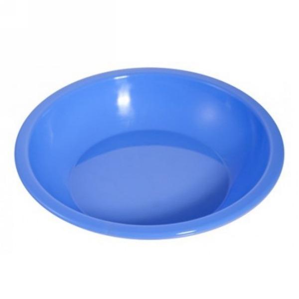 Тарелка пластиковая для первых блюд 22*4см купить оптом и в розницу