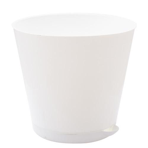 Горшок для цветов Крит D 254 мм/7 л с прикорневым поливом*24 купить оптом и в розницу
