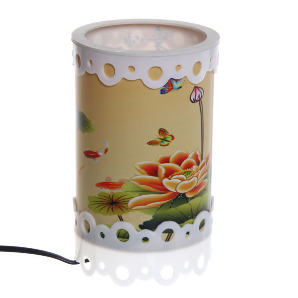 Светильник декоративный ″Водяная лилия″, 18 см, 220 В купить оптом и в розницу