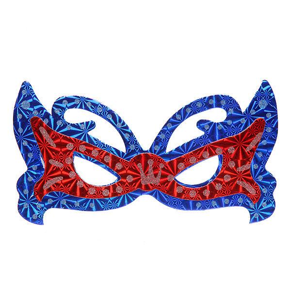Маски карнавальные ″Голограмма ″ Принцесса 3шт купить оптом и в розницу