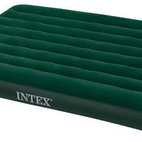 Матрас надувной Downy Full,191*137*22 см, встроенный ножной насос, Intex (66928) купить оптом и в розницу