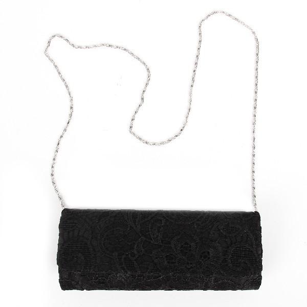 Клатч женский с цепочкой ″Кружевная нежность″, микс 2 цвета 25*10*6 купить оптом и в розницу