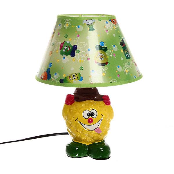 Светильник декоративный, детский ″Ананасик″ 26 см, 220 В купить оптом и в розницу