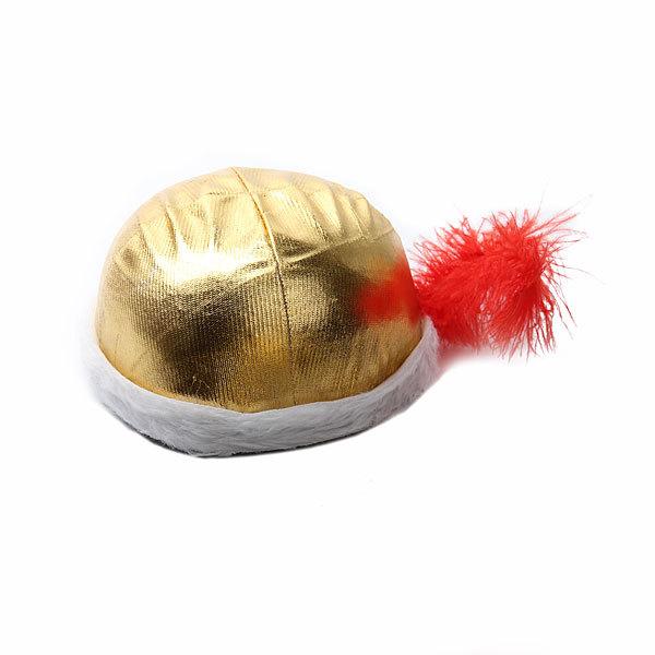 Шляпа карнавальная ″Шейх″ красное перо купить оптом и в розницу