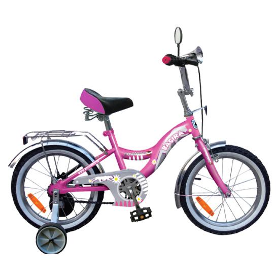 """Велосипед 2-х 20"""" Багира розовый 21024-КХ купить оптом и в розницу"""