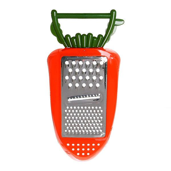 Терка металлическая ″Морковь″ 34*15*см 803 купить оптом и в розницу