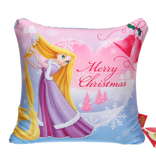Подушка декоративная 30*30см ″Рождество Принцессы″ купить оптом и в розницу