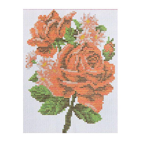 Набор для вышивания бисером 26*20,5см Розы MY8816 купить оптом и в розницу