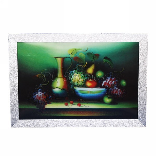 Картина голограмма 40*60см ″Натюрморт″ купить оптом и в розницу