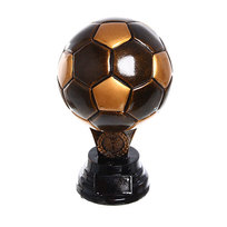 Кубок из полистоуна Футбол/Мяч (22х12 см) купить оптом и в розницу