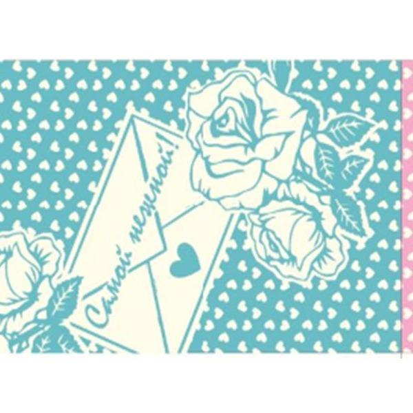 ПЛ-2602-2237 полотенце 50x90 цв.10000 купить оптом и в розницу