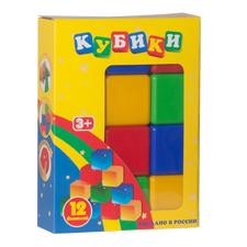 Набор кубиков 12 шт /Новокузнецк/ купить оптом и в розницу