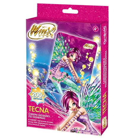 Набор ДТ Мозаика WINX Tecna 00433 Origami /12/ купить оптом и в розницу
