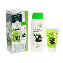 Подарочный набор Compliment Phyto Line №590 Зеленый чай (крем д.р.+гель д.д.) 5626 купить оптом и в розницу
