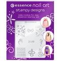 Трафарет для штампа Essence Nail Art Stampy Designs 01 41827 купить оптом и в розницу