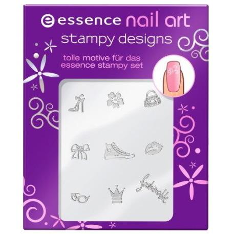 Трафарет для создания узора на ногтях Essence купить оптом и в розницу
