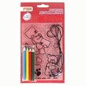 Набор ДТ Арт-выпечка Брелоки Мишка 95241 Color Puppy купить оптом и в розницу