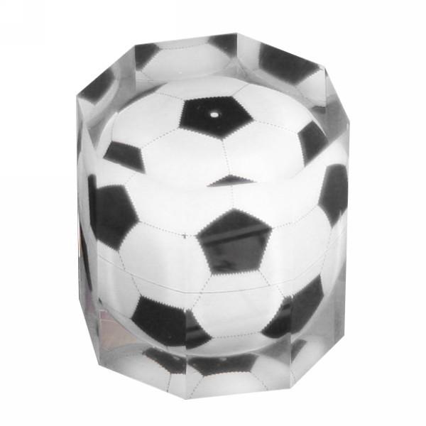 Фигурка из акрила ″Мяч″ восьмигранник 4,8*4,8 см купить оптом и в розницу