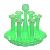Сушилка для стаканов 23см пластиковая купить оптом и в розницу