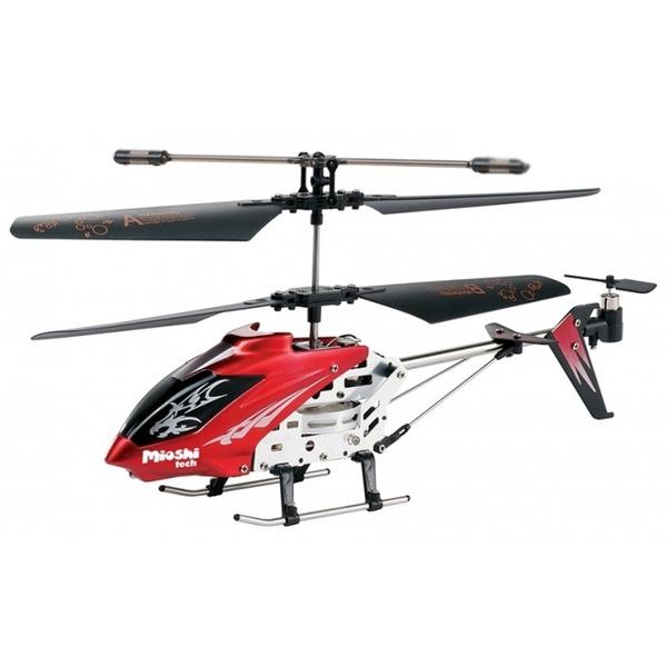Вертолет р/у 1202-120КМТЕ Mioshi Tech Mercury красный в кор. купить оптом и в розницу