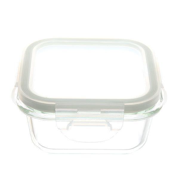 Набор салатников 3шт 300,500,800мл из закаленного стекла с крышками 34288-2 купить оптом и в розницу