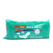Прокладки гигиенические Прокладки гигиенические Милана Макси софтсупер+гель 10шт. 6кап. купить оптом и в розницу