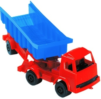 Автомобиль Кроха грузовик с прицепом 035 Норд /56/ купить оптом и в розницу