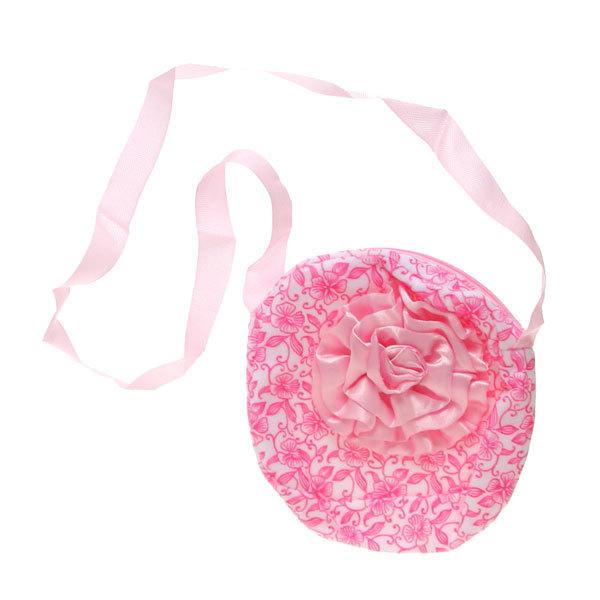 Сумка детская ″Модница″, цвет розовый 14*12*5 купить оптом и в розницу