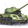 Сб.модель П3533 ПН Танк Т-34/85 купить оптом и в розницу
