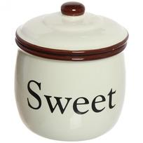 Банка для сыпучих продуктов ″ Sweet Home″ 700мл, керамика YX154011 купить оптом и в розницу